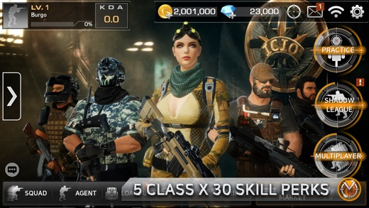 Combat Squad - Online FPS Screenshots