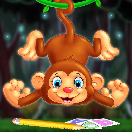 Download Monkey Preschool Adventures 2 free for iPhone, iPod and iPad