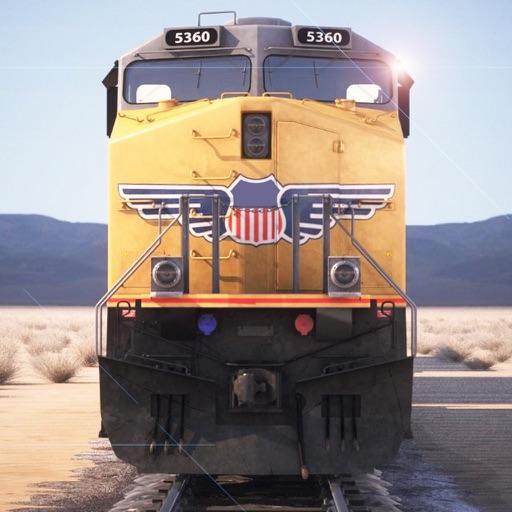 Army Cargo Train Simulator