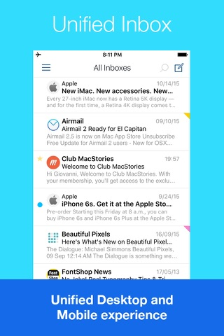 Airmail - Your Mail With You screenshot 1