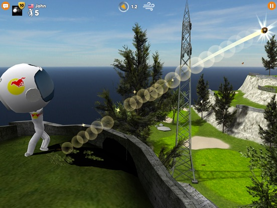 Screenshot 4 Stickman Cross Golf Battle