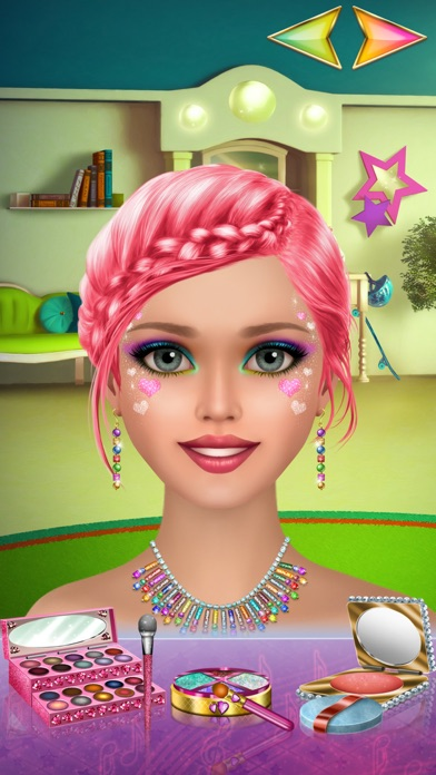 Skater Girl - Makeup & Dressup - App voor iPhone, iPad en ...