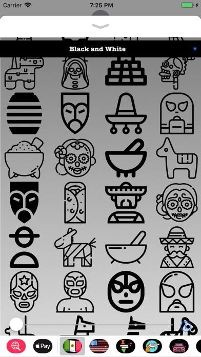 download Mexique Emojis et Autocolla apps 1