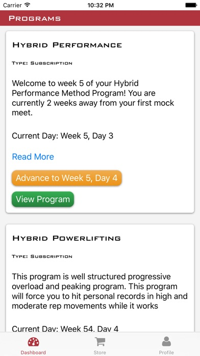Hybrid Performance Method >> App Shopper Hybrid Performance Method Healthcare Fitness