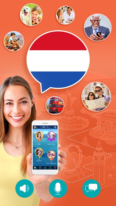 Apprendre le néerlandais.Capture d'écran de 1