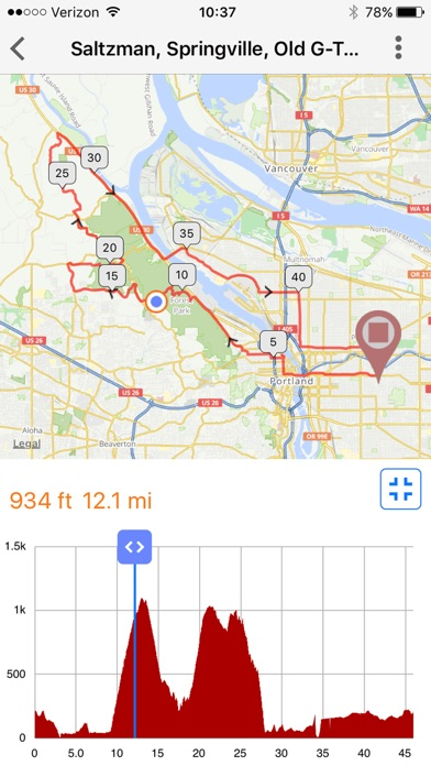 download Ride with GPS - Bike Computer appstore review
