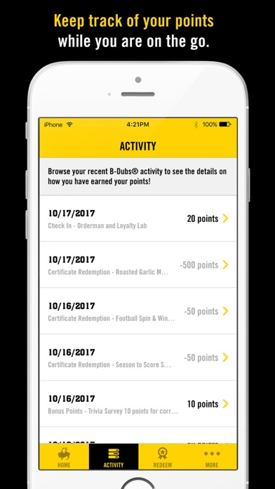Download iPhone and iPad apps by Buffalo Wild Wings, Inc., including Blazin' Rewards, and B-Dubs®.