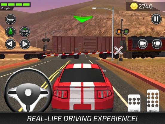 Driving Academy 2017 Simulator 3D на iPad