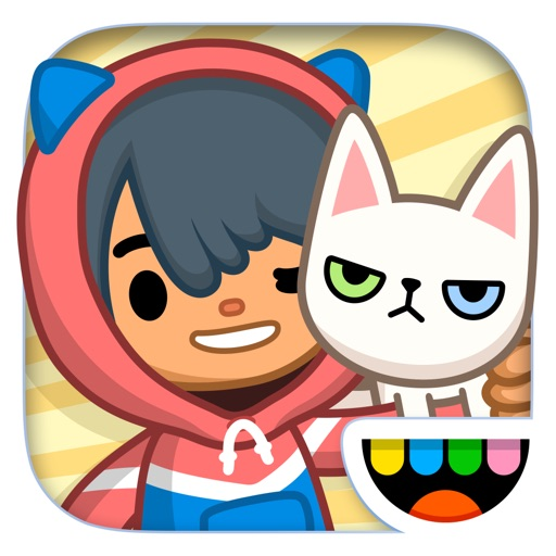 Toca Life: Pets app for iphone