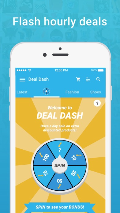 Screenshot for Wish - Shopping Made Fun in United States App Store