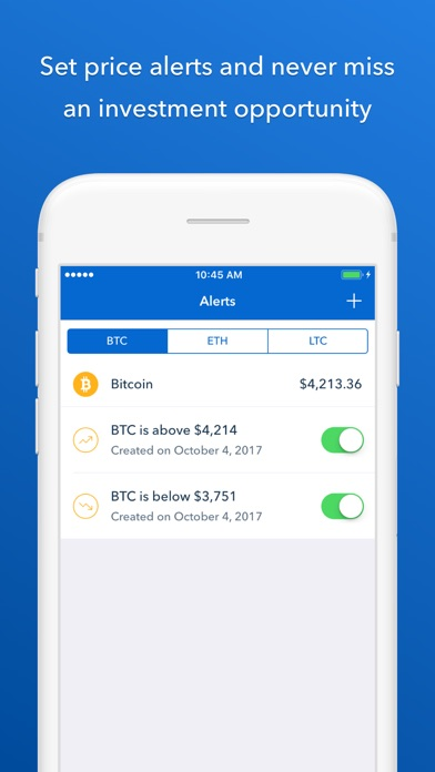 download Coinbase - Buy Bitcoin & more apps 1
