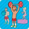download Crossfit Stickers Animation