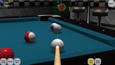 3D台球游戏截图2