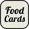 Food Cards: 500 flashcards