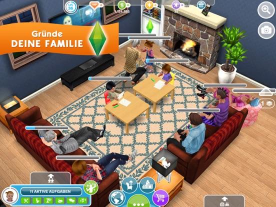 Die Sims™  FreePlay Screenshot