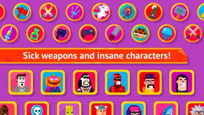download Bowmasters - Multiplayer Game apps 4