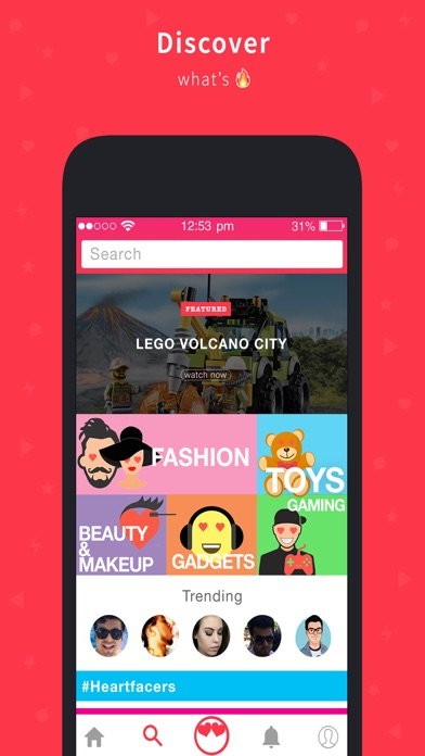 download Heartface appstore review