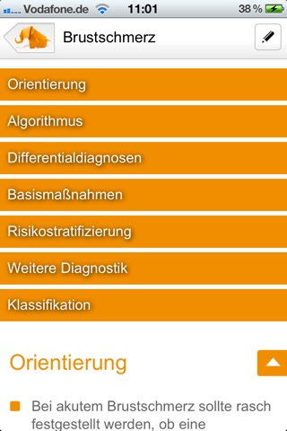 Checkme! Klinikstandards screenshot 2