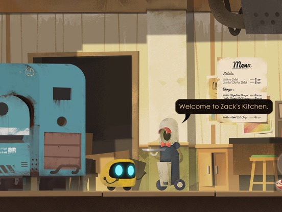 Abi: A Robot's Tale Screenshots