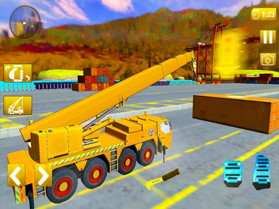 Crane Fun Sim 2017 screenshot 6
