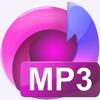 MP3转换器 - 从视频中提取音频保存为MP3等格式