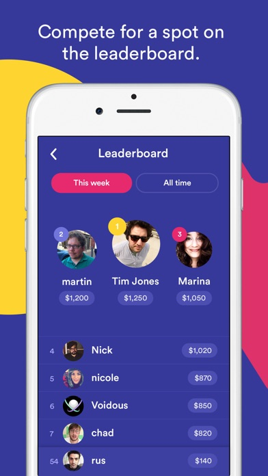 download HQ - Live Trivia Game Show apps 0