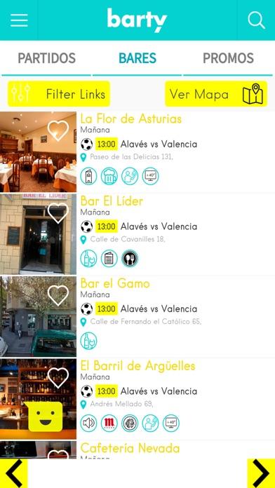 BARTY | Bartyapp screenshot 3