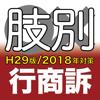辰已法律研究所 - 辰已の肢別本 H29版(2018年対策) 行商訴 artwork