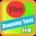 The Dummy Test HD