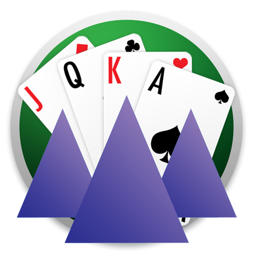 TriPeaks Solitaire Cards