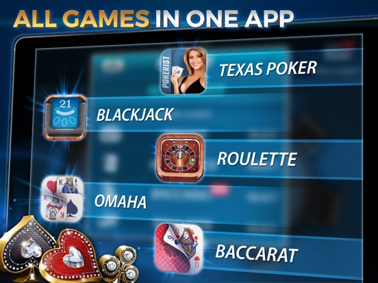 Texas Poker: Pokerist Pro Screenshots