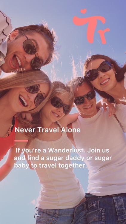sugar baby travel site