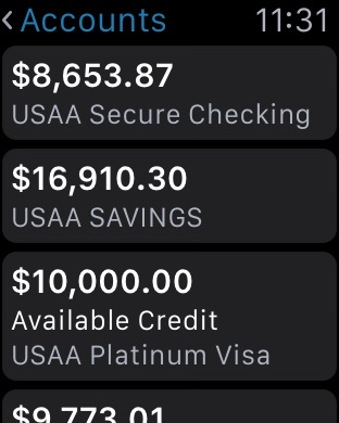 Usaa mobile on the app store iphone screenshot 1 ccuart Images