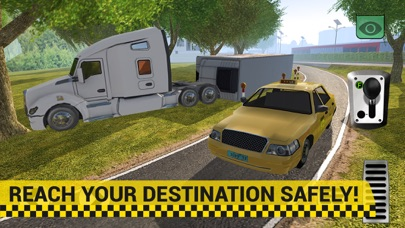 download Taxi Cab Driving Simulator apps 3