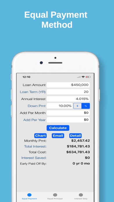 early payment calculator loan calculator payoff pro app android apk