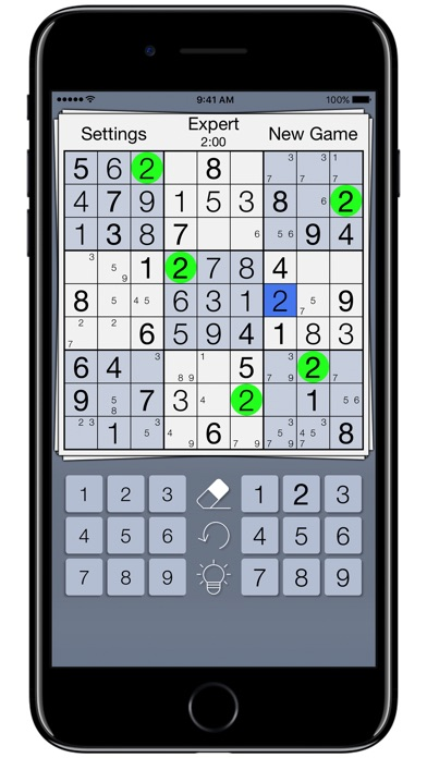 Premium Sudoku Cards screenshot 3