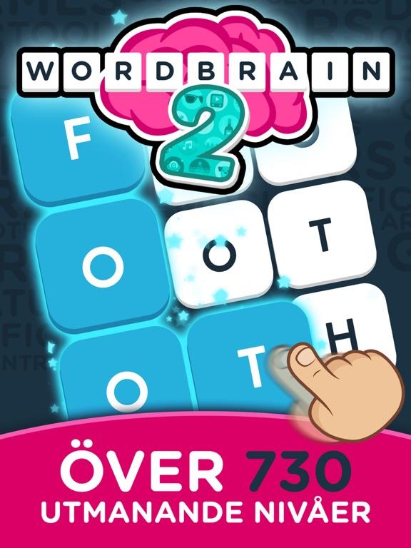 wordbrain 1 spel