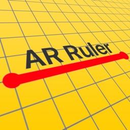 AR Ruler - mètre