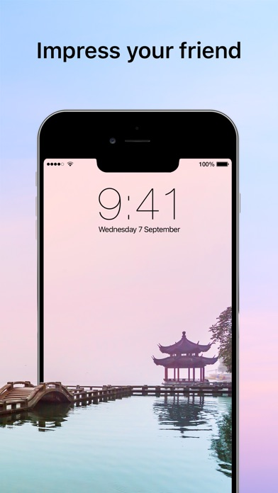 Wallpapers and backgrounds 10 screenshot 3