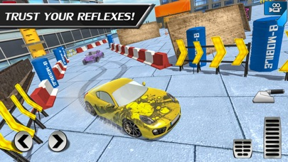 Car Drift Duels: Roof Racing Screenshot 4
