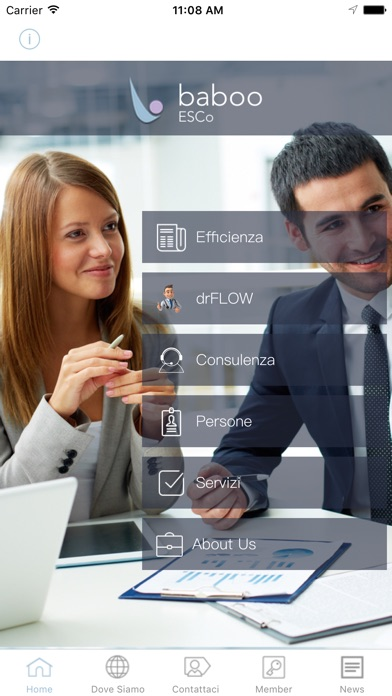 Screenshot of Baboo ESConnect1