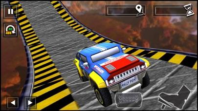 Impossible Car Stunt Track screenshot 4