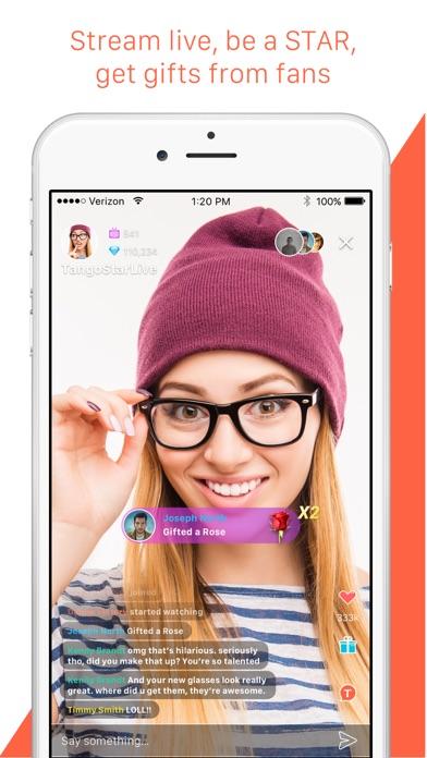 Tango - Video Call & Chat Screenshots