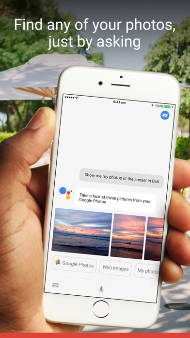 Google Assistant Screenshots