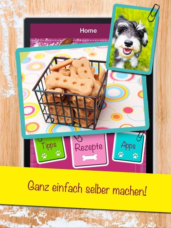 app shopper hundekekse rezepte f r hunde food drink. Black Bedroom Furniture Sets. Home Design Ideas