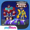 PlayDate Digital - Transformers Rescue Bots  artwork
