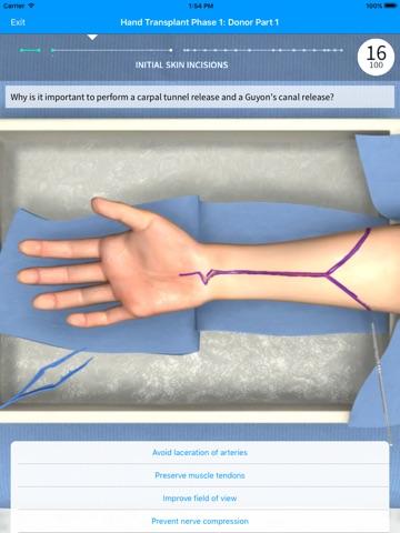 Touch Surgery screenshot 2