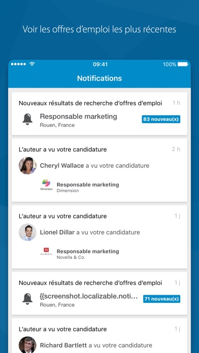 download LinkedIn Job Search apps 3