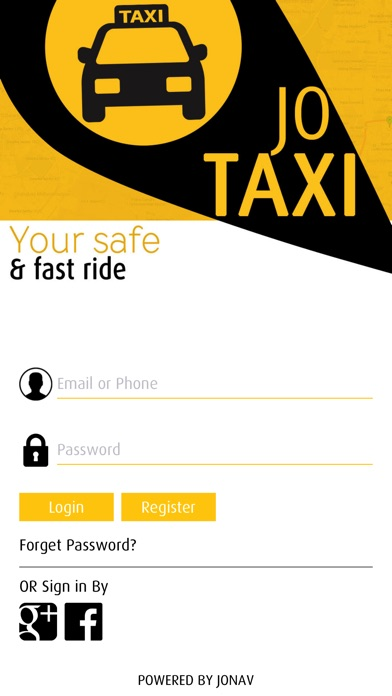 download JoTaxi appstore review