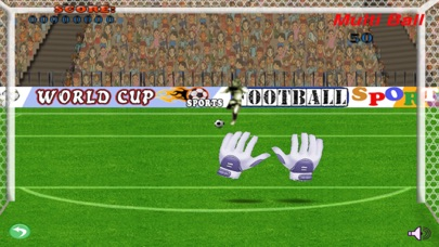 download Football Goalie - Shootout apps 3